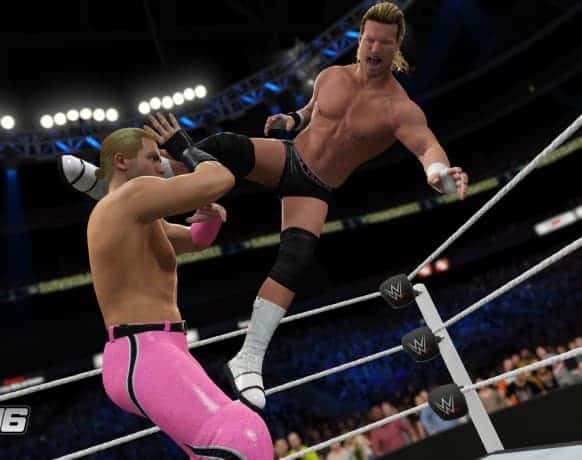 WWE 2K16 PC DOWNLOAD GAME