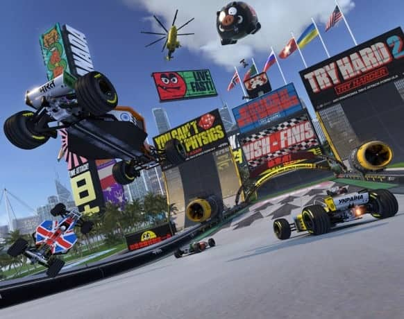Trackmania Turbo pc game full version