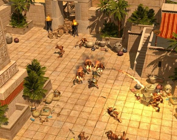 Titan Quest PC GAME DOWNLOAD