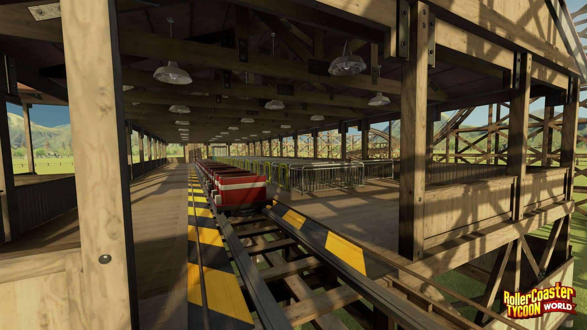 Roller Coaster Building Games Steam