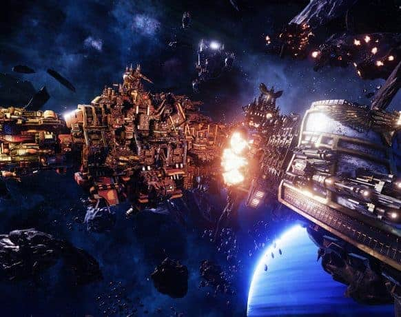 Battlefleet Gothic Armada pc game download