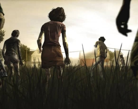 walking dead game download pc