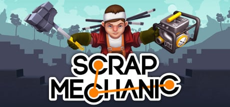 Scrap Mechanic PC Games Download