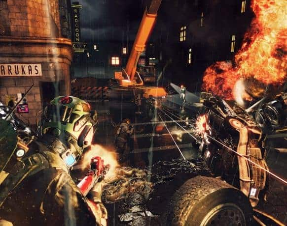 Umbrella Corps free pc game download