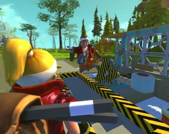 Scrap Mechanic pc download full game