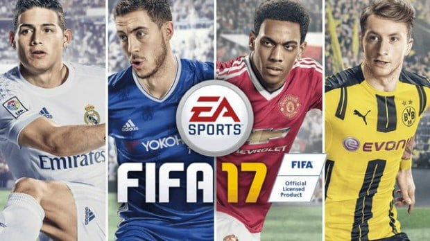 FIFA 17 PC Games Download