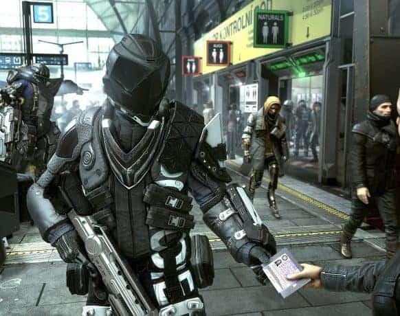 Deus Ex Mankind Divided pc game download