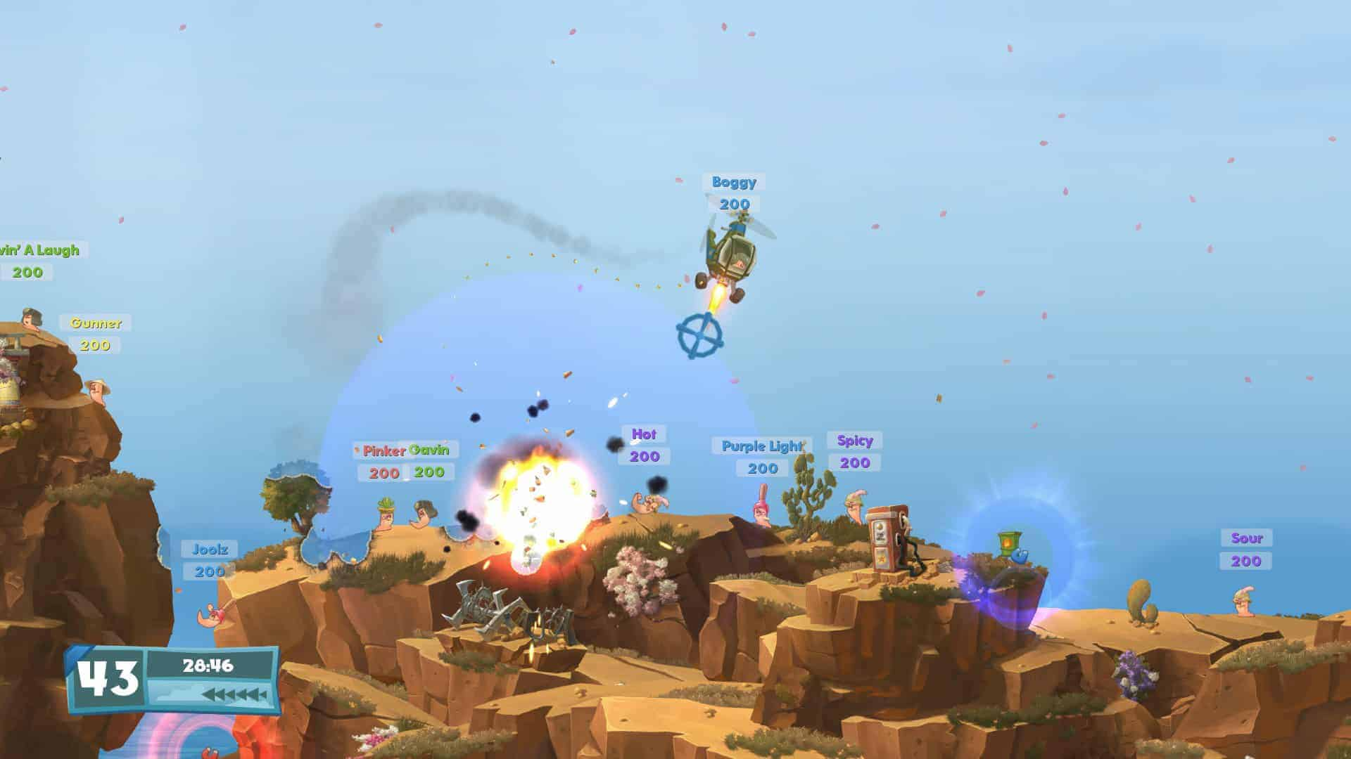 Worms W M D Pc Game Download Free Full Version