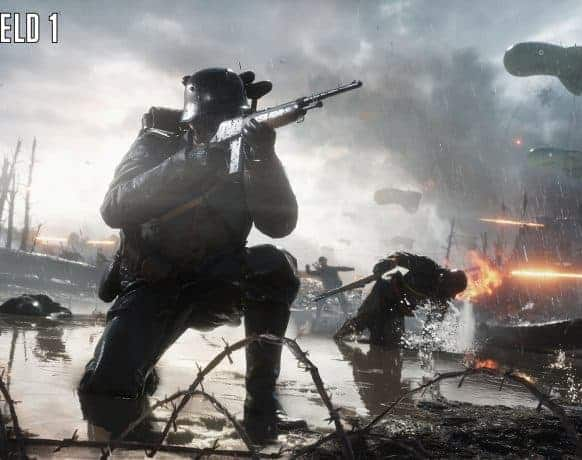 Battlefield 1 free download game pc