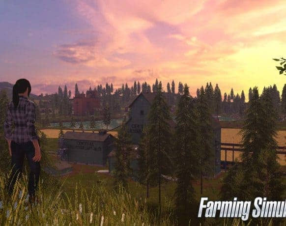 Farming Simulator 17 pc game download