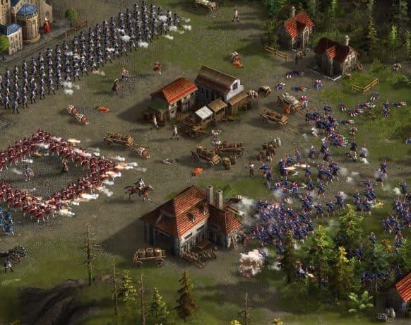 Cossacks 3 pc game download