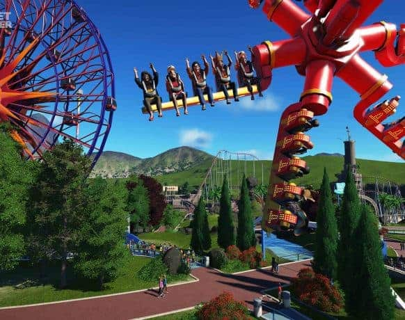 Planet Coaster free download this game pc