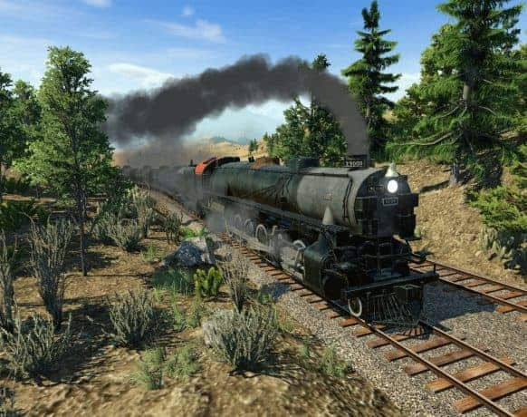 Transport Fever free download pc game