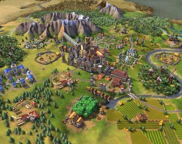 Sid Meier's Civilization VI pc game download torrent free