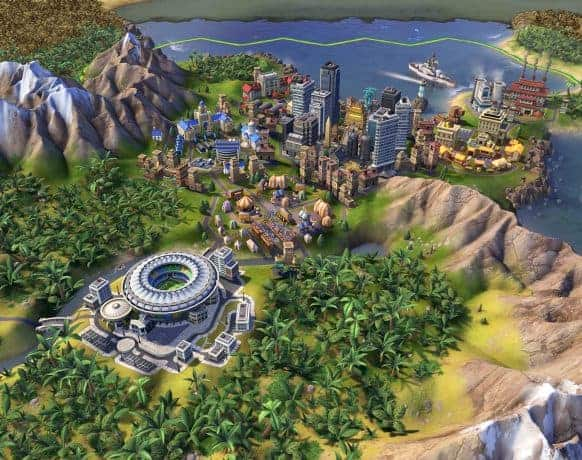Sid Meier's Civilization VI pc game download torrent free