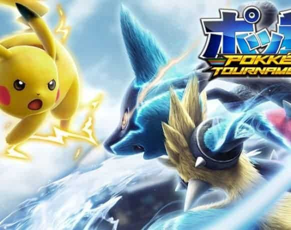 Pokkén Tournament download game pc