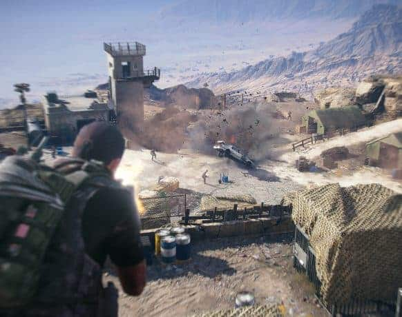 Tom Clancy's Ghost Recon Wildlands free game pc