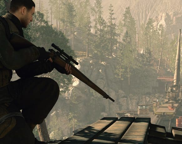 Sniper Elite 4 pc game free