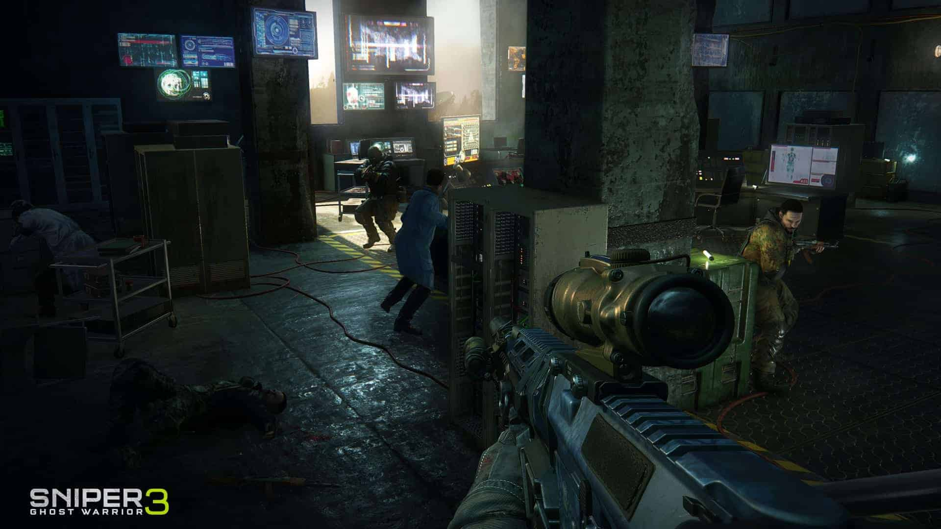 Sniper Ghost Warrior 3 game pc download free