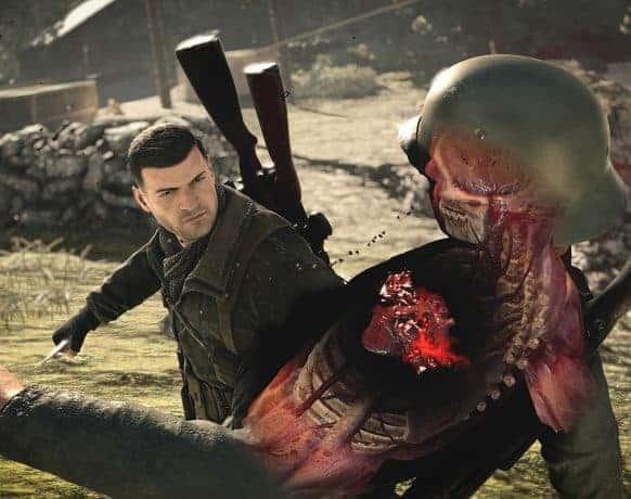 Sniper Elite 4 pc game free
