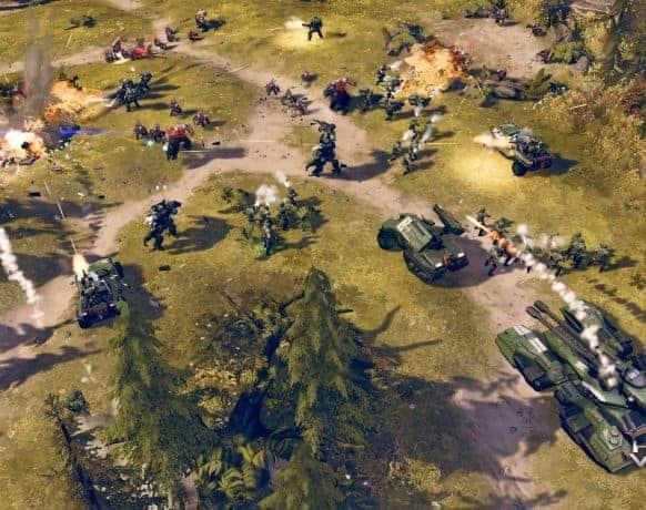 Halo Wars 2 pc game free