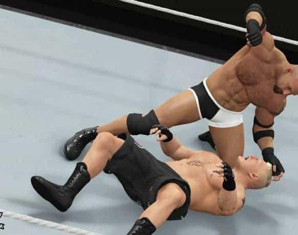 WWE 2K17 game free