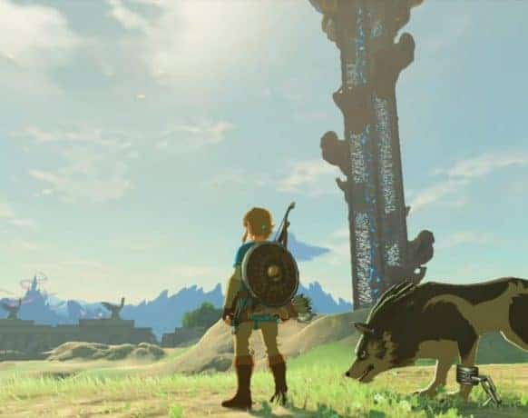 The Legend of Zelda Breath of the Wild torrent download game