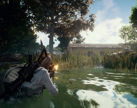 Playerunknown's Battlegrounds download pc game