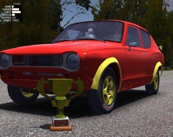 My Summer Car game pc