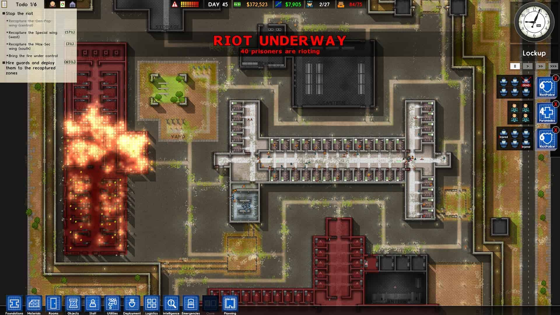 Prison architect download simulation game pc for Architecture games online free