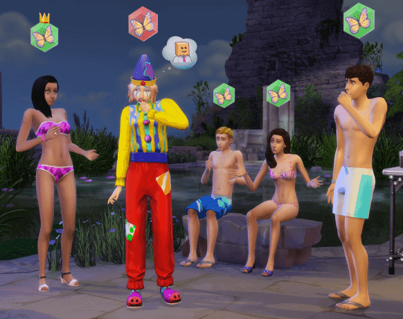 The Sims 4 Get Together free game cracked