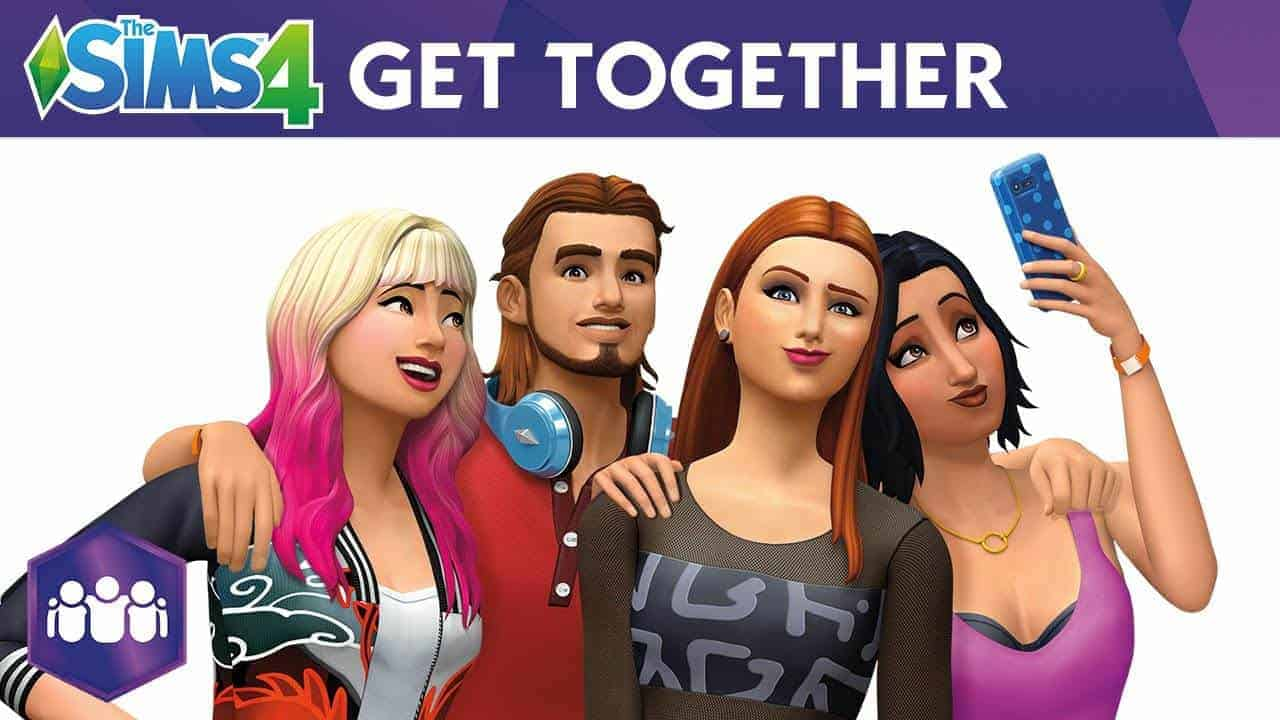 The Sims 4 Get Together PC Game Download