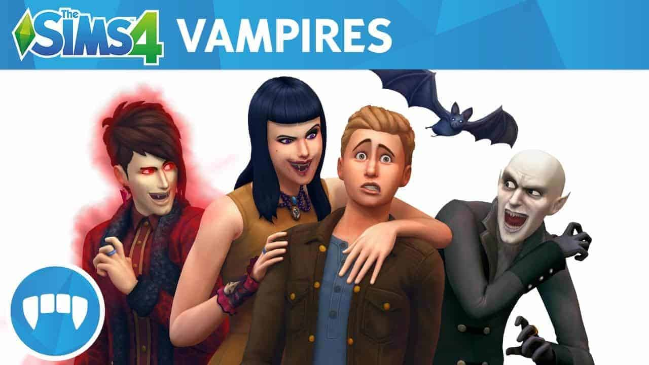 The Sims 4 Vampires PC Game Download