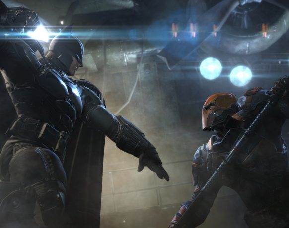 Batman Arkham Origins download pc game free