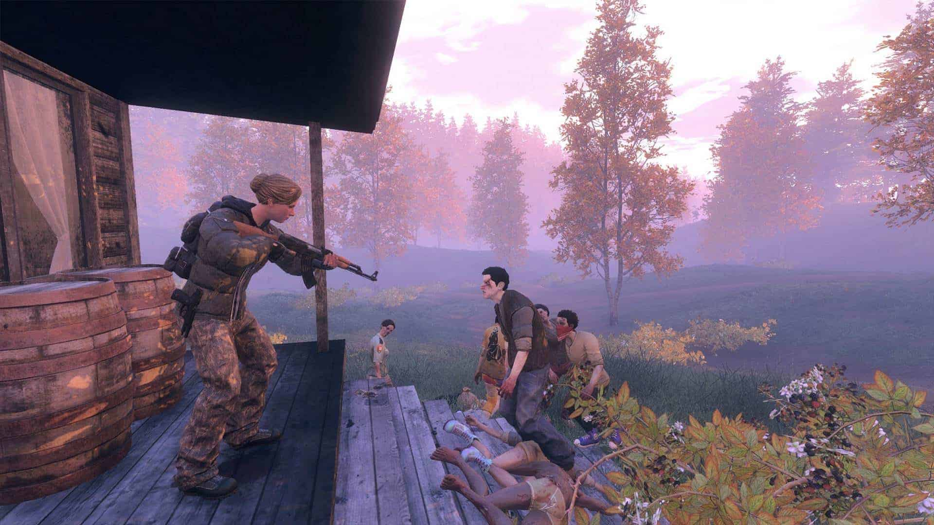 H1Z1: Just Survive free game pc download torrent cracked