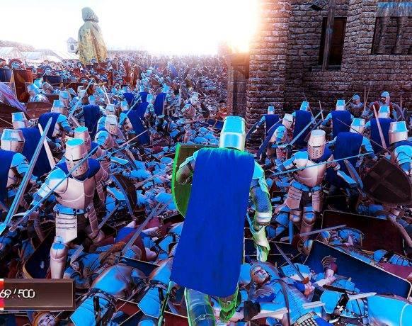 Ultimate Epic Battle Simulator download cracked