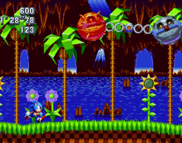Sonic Mania free download pc game