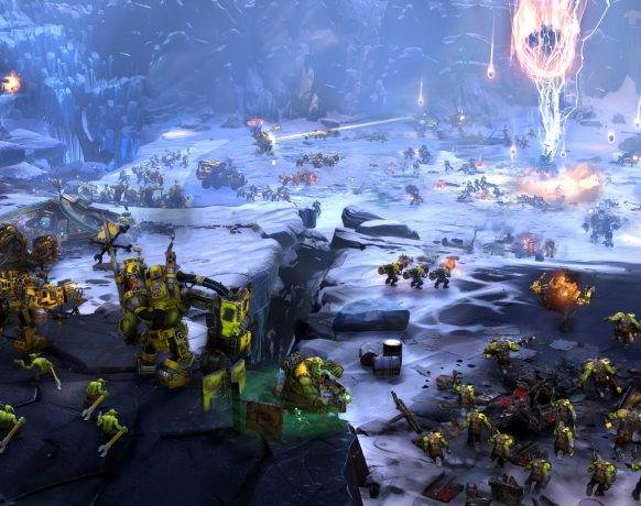 Warhammer 40,000 Dawn of War III free game pc