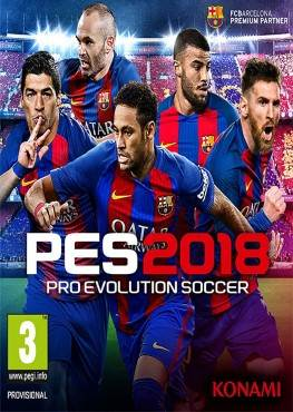 Pes 2018 download pc crackeado | PES 2018 For PC Full UNLOCKED