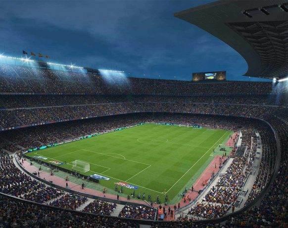 Pro Evolution Soccer 2018 free game pc download