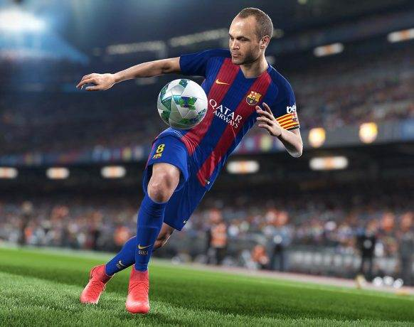 Pro Evolution Soccer 2018 free game pc download
