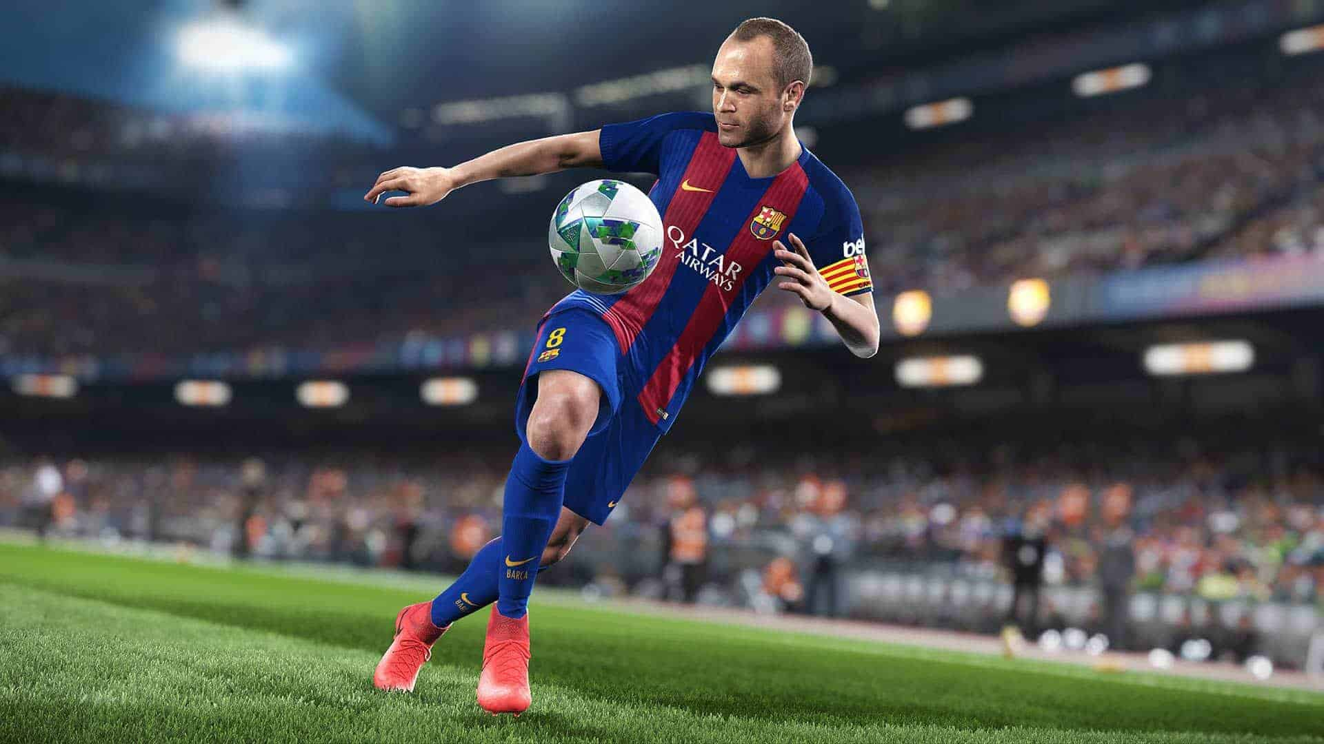 download key pro evolution soccer 2018