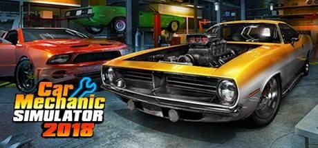 Car Mechanic Simulator 2018 PC Game Download