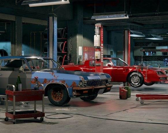 Car Mechanic Simulator 2018 free pc game