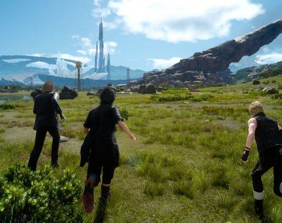 Final Fantasy XV download