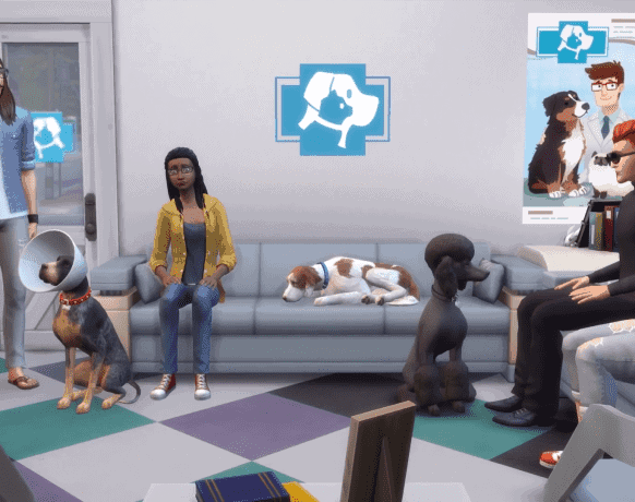 The Sims 4 Cats & Dogs download