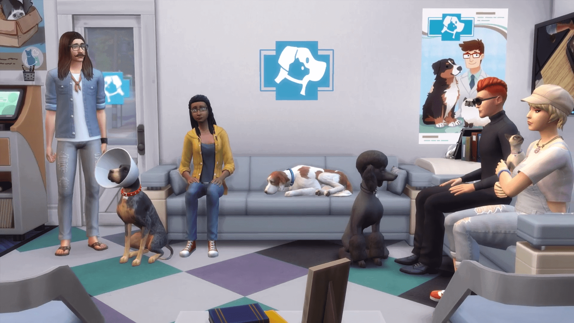 The Sims 4 Cats Amp Dogs Pc Game Download For Free