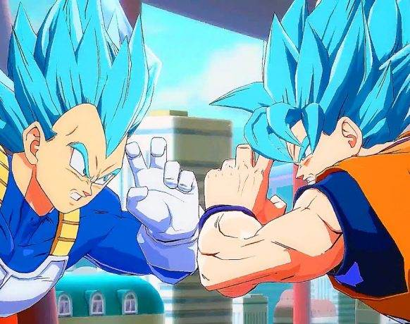 Dragon Ball FighterZ download