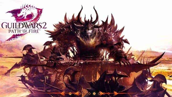 Guild Wars 2: Path of Fire PC Game Download