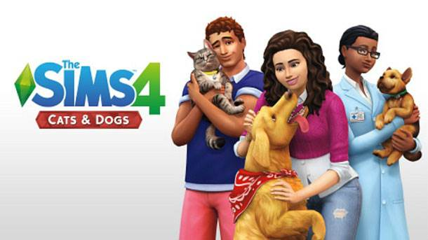 The Sims 4: Cats & Dogs PC Game Download